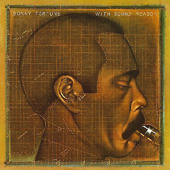 Sonny Fortune - met geluid reden [CD] USA import