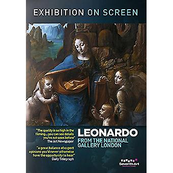 Leonardo - From the National Gallery [DVD] USA import