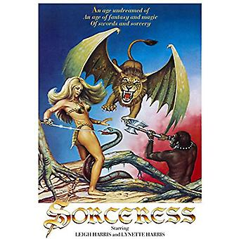 Sorceress [DVD] USA import