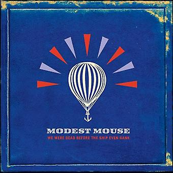 Modest Mouse - We Were Dead Before the Ship Even Sank [Vinyl] USA import