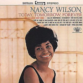 Nancy Wilson - Today Tomorrow Forever [CD] USA import