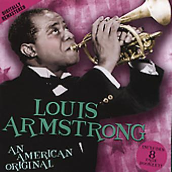 Louis Armstrong - amerikanske opprinnelige [DVD] USA import