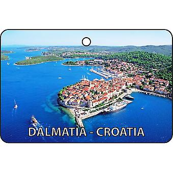 Dalmatia- Croatia Car Air Freshener