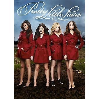 Pretty Little Liars Red Coats - TV-Show-Poster-Plakat-Druck