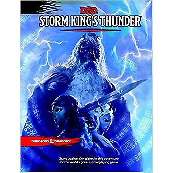 Storm Kings Thunder Dungeons and Dragons - Book