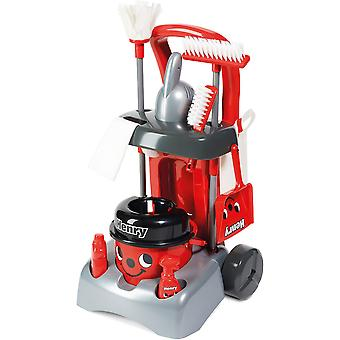 Casdon Henry Hoover Deluxe Cleaning Trolley