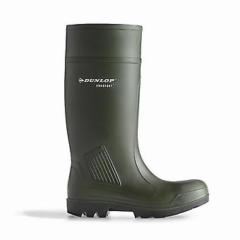Dunlop D460933 Purofort PRO niet-veiligheid / Mens Boots / gewone Rubber Wellingtons