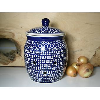 Oignon pot 3 litres, ↑23, 5 cm, tradition 52, BSN 40121