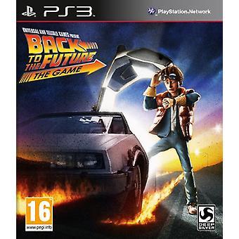 Zurück in die Zukunft Das Spiel (PS3) - Neu