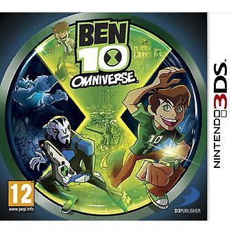 Ben 10 Omniverse (Nintendo 3DS) - New