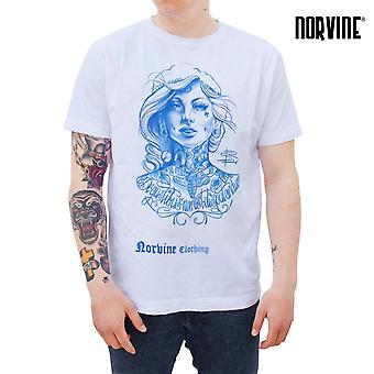Norvine T-Shirt tattooed girl