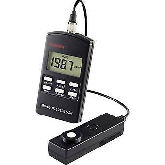Gossen MAVOLUX 5032 B USB Lux meter 0.01 - 199900 lx