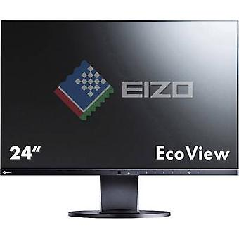 EIZO EV2450-BK LED 60.5 cm (23.8 inch) EEC A+ (A+ - F) 1920 x 1080 p Full HD 5 ms DisplayPort, HDMI™, DVI, VGA IPS LED