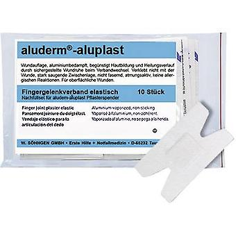 Söhngen 1009917 Refilling set aluderm® aluplast Dressings for band- aid dispencer 10 pc(s)