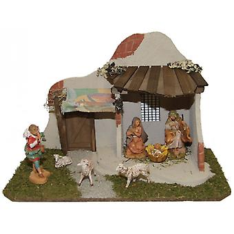 Crib KASPAR Nativity Christmas Nativity stable