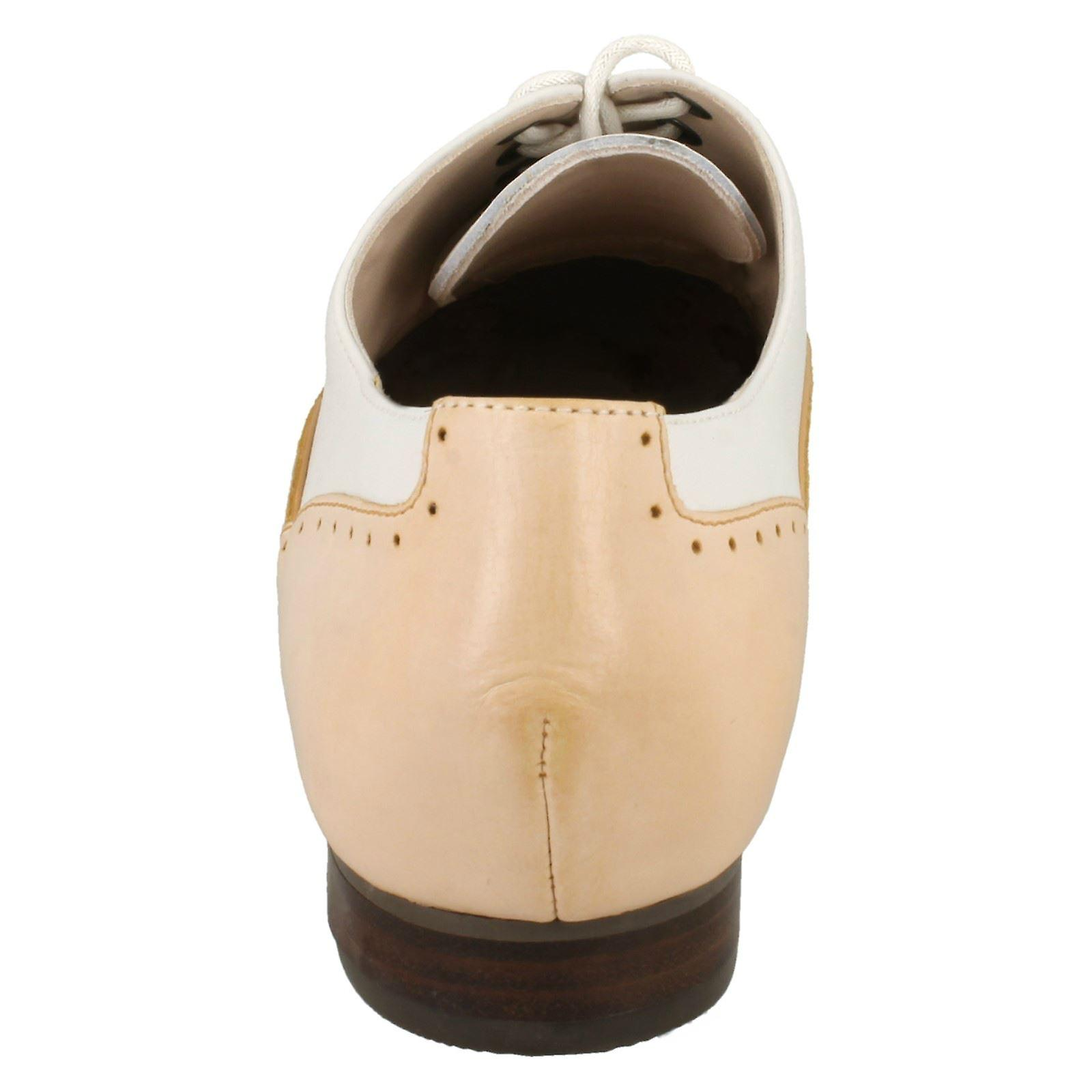Ladies Clarks Smart/casual Aksent Stilen Sko Ennis Willow