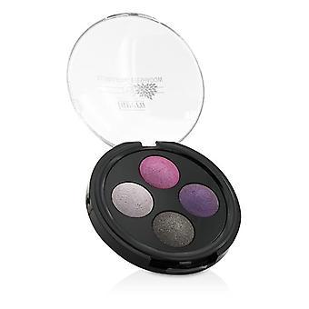 Lavera Illuminating Eyeshadow Quattro - # 02 Lavender Couture - -