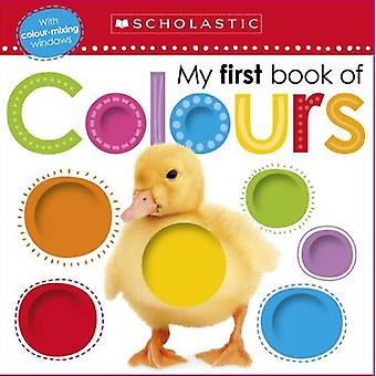 My First Book of Colours by Scholastic - 9780545948494 Book
