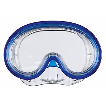 BECO Swimming Mask & Snorkel Set - Blue - for Children 8+ years
