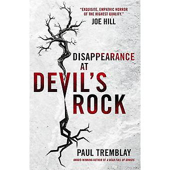 Disappearance at Devil's Rock by Paul Tremblay - 9781785653643 Book