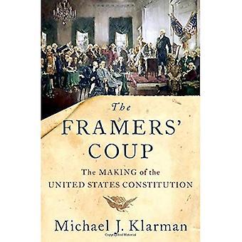 Golpe dos autores: O Making of da Constituição dos Estados Unidos