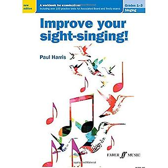Improve Your Sight-Singing!: Grades 1 - 3 - Improve Your Sight-singing (Sheet music)