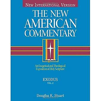 Exodus: 2 (New American Commentary)