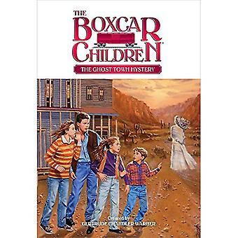 Het mysterie van de spookstad (Boxcar kinderen)