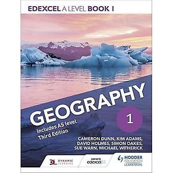 Edexcel A tason maantiede kirja 1 kolmas painos