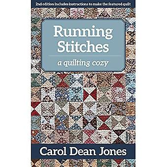 Running Stitches: A Quilting Cozy (Quilting Cozy)