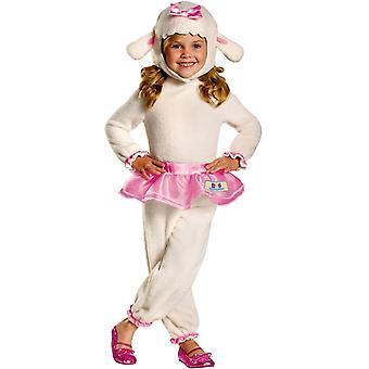 Doc Mucstuffins Lambie buksetrold kostume