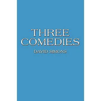 Trois comédies de Simons & David