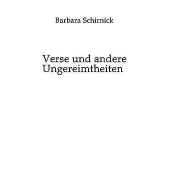 الآية und andere UngereimtheitenEine Sammlung بواسطة Schirnick & باربرا