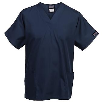 Cherokee Ladies/Womens V Neck Medical & Health Workwear Tunic Side Seam Vents