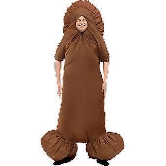 Orion Costumes Mens Inflatable King Ding Willy Rude Fancy Dress Costume