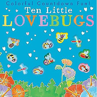 Ten Little Lovebugs by Tiger Tales - 9781680104172 Book
