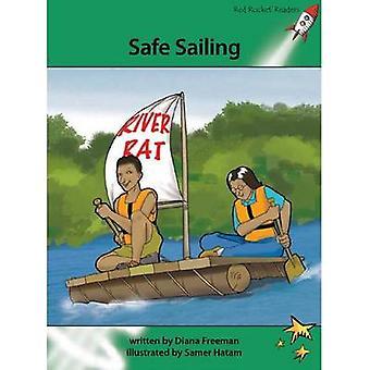 Safe Sailing by Diana Freeman - Samer Hatam - 9781927197745 Book