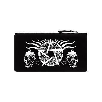 Grindstore Schädel Pentagram Bleistift