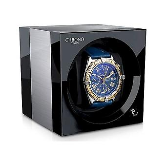 Chronovision - Un Bluetooth - High Gloss Aluminium / Noir - 70050/101.30.11