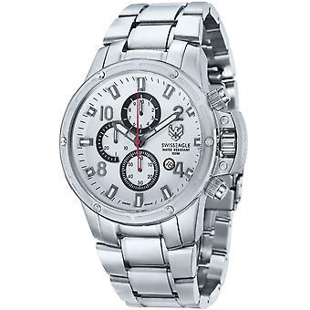 Swiss Eagle SE-9074-11 Heren Horloge