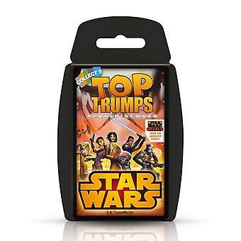 Top Trumps-Star Wars Rebels