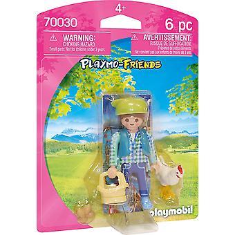 Playmobil 70030 Playmo Friends Farmer