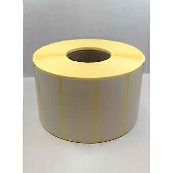 51mm x 25mm Thermal Transfer Labels