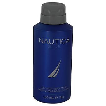 Nautica blue deodorant spray by nautica   464300 150 ml