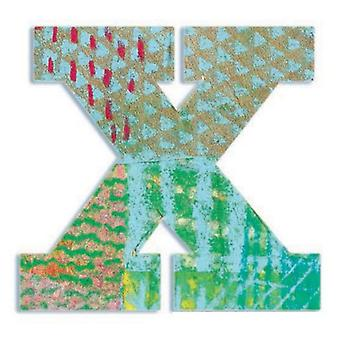 Djeco Peacock Letter - X (Babies and Children , Toys , Others)