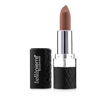 Bellapierre Cosmetics Matte Lipstick - # Incognito (Caramel Nude) 3.5g/0.123oz
