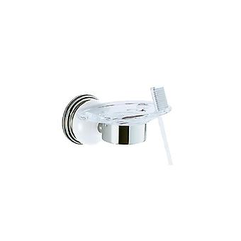 Delta Select 69356 Polished Nickel Bathroom Toothbrush Tumbler Holder