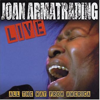 Joan Armatrading - Live-All the Way From America [CD] USA import