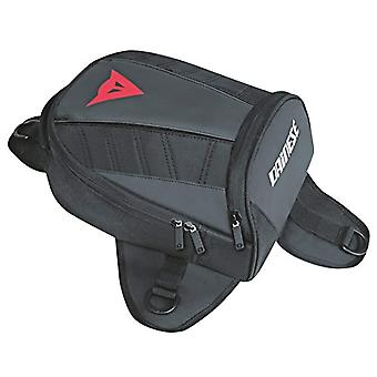 Dainese-D-TANKER MOTORCYCLE MINI BAG - Stealth-Black - Size N