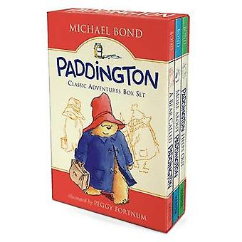Paddington Classic Adventures Box Set - A Bear Called Paddington - Mor